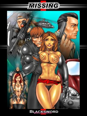 Porn Comics - Missing- Blacksword  (Porncomics)