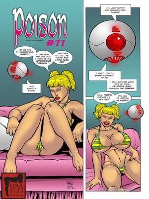 Porn Comics - Monsterbabe Central- Poison 11- 12  (Porncomics)