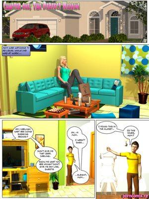 Xxx comics the perfect wedding перевод118