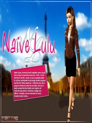 Naive Lulu 1- Ultimate 3D Porn 3D Porn Comics