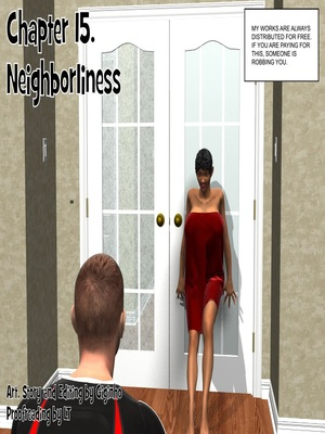 Neighborliness- Giginho Ch. 15 3D Porn Comics