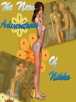 Porn Comics - New Adventures of Nikko  (3D Porn Comics)