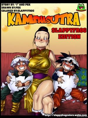 Porn Comics - PBX- Kamehasutra- SF Edition  (Hentai Manga)