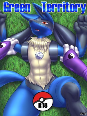 Porn Comics - Pokemon- Green Territory Furry Comics