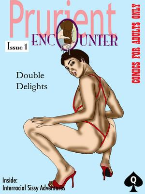 Porn Comics - Prurient Encounter Issue 1 Interracial Comics