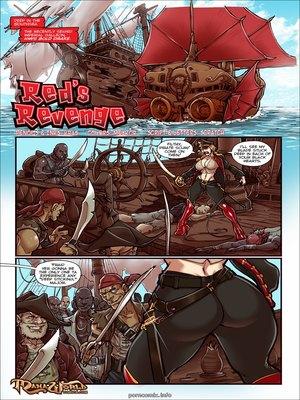 Porn Comics - Red's Revenge- Mana World Adult Comics