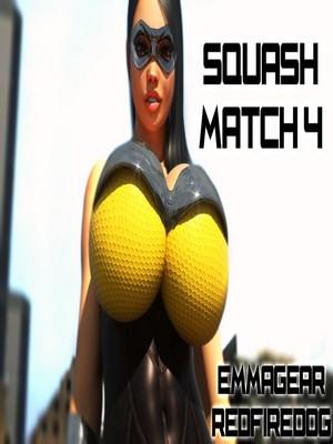 Porn Comics - Redfired0g- Squash Match 4 3D Porn Comics