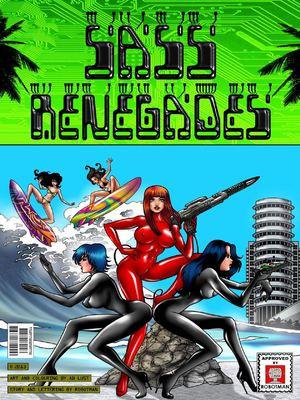 Porn Comics - RobotMan- S.A.S.S. Renegades  (Adult Comics)