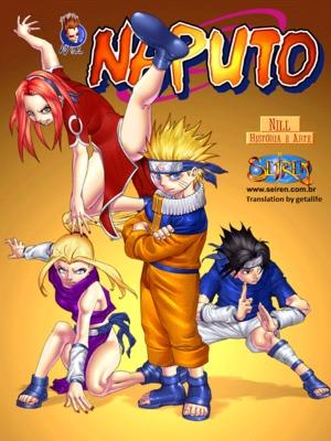 Seiren – Naputo- Naruto (English) Adult Comics