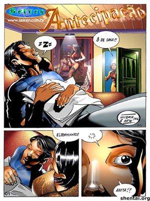 Porn Comics - Seiren-Antecipacao  (Adult Comics)