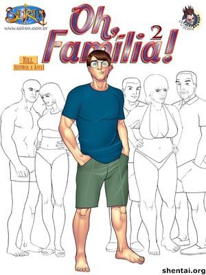 Porn Comics - Seiren- Oh Familia ! 2  (Porncomics)