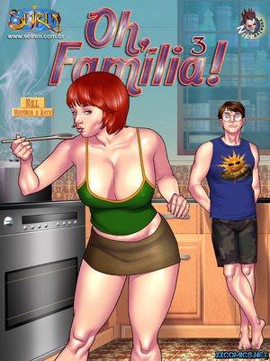 Porn Comics - [Seiren] Oh Familia 3  (Adult Comics)