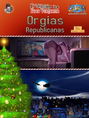 Porn Comics - Seiren-Orgias Republicanas  (Adult Comics)