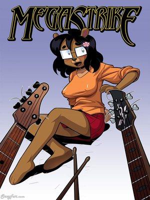 Porn Comics - SexyFur-Megastrike  (Furry Comics)