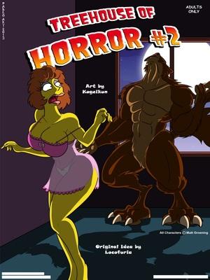 Simpsons-Treehouse of Horror 2- Kogeikun Adult Comics