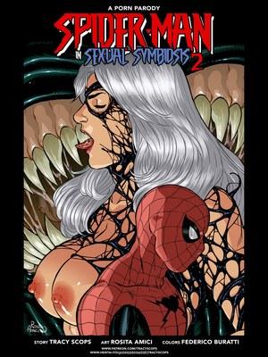 Porn Comics - Spider-man Sexual Symbiosis 2 Porncomics