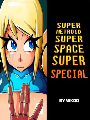 Super Metroid Super Space – WitchKing00 Hentai-Manga