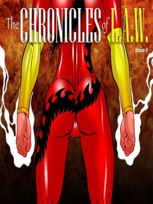 Porn Comics - SuperHeroine- The Chronicles Of L.A.W. 6  (Porncomics)