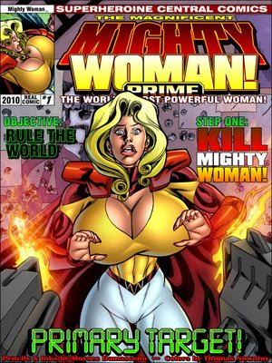 Porn Comics - SuperHeroineCentral- Mighty Woman Prime in Primary Target  (Porncomics)