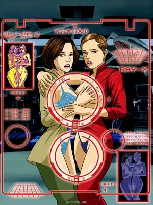 Porn Comics - Terminator- Pal Comix Adult Comics