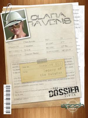 Porn Comics - The Dossier 07- Clara Ravens- Epoch 3D Porn Comics