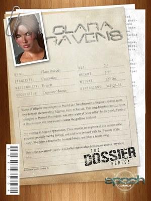Porn Comics - The Dossier 4 Clara Ravens- Epoch 3D Porn Comics