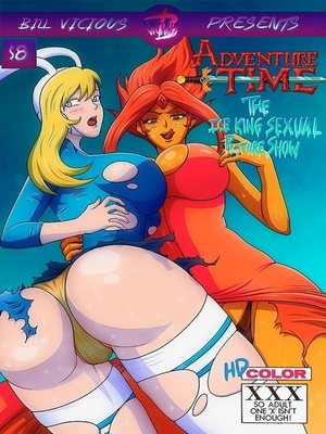Porn Comics - The Ice King Sexual Picture Show- Bill Vicious Adult Comics
