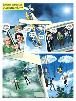 The Jungle- Art of Jaguar Adult Comics