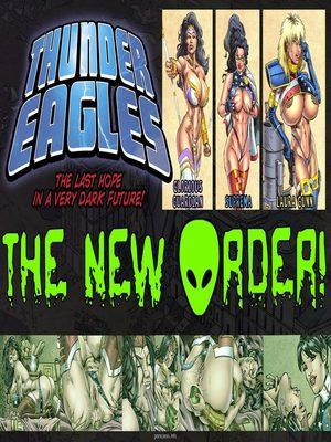 Porn Comics - Thunder Eagles The new order  (Porncomics)