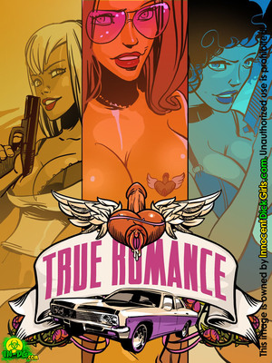 Porn Comics - True Romance- InnocentDick Girls Adult Comics