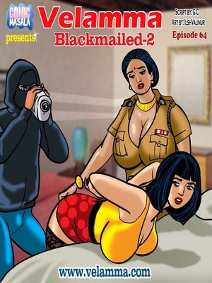 Velamma Episode 64- Blackmailed 2 Adult Comics