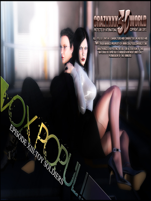 Porn Comics - VOX POPULI – EPISODE 13  (3D Porn Comics)