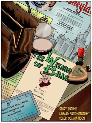 Porn Comics - Western- The Wizard of Bras  (Adult Comics)