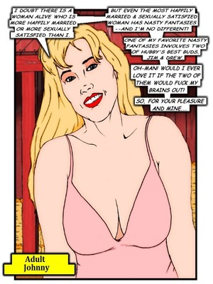 Porn Comics - Wifey – forbidden fantasies  (Adult Comics)