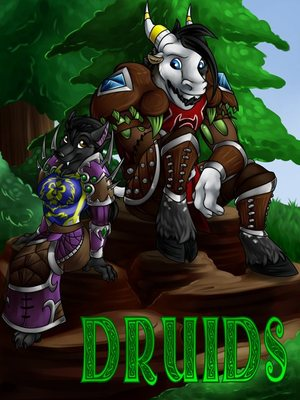 (World of Warcraft)- Druids  (Furry Comics)
