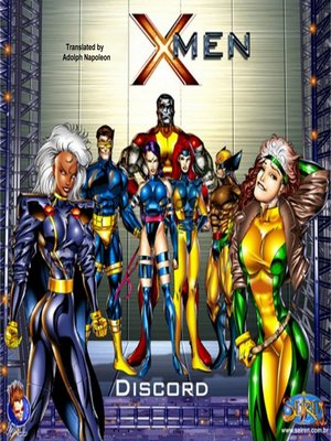 X-Men- Discord, Hardcore Orgy Seiren  (Porncomics)