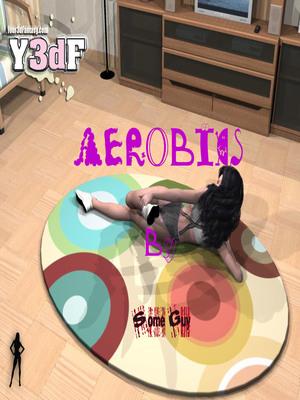 Porn Comics - Y3DF- Aerobics  (Y3DF Comics)