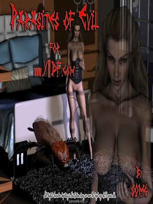 Porn Comics - Y3DF- Parasites of Evil  (Y3DF Comics)