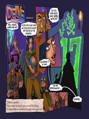 Porn Comics - Zarathul- Delve  (Adult Comics)