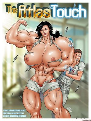 Porn Comics - ZZZ- Atlas Touch 2  (Adult Comics)