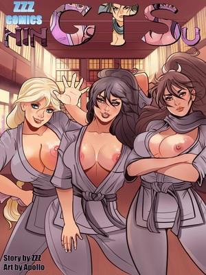 Porn Comics - ZZZ Comics- Ningtsu  (Adult Comics)