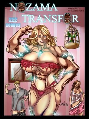 Porn Comics - ZZZ Comics- NozamaTransfer  (Adult Comics)