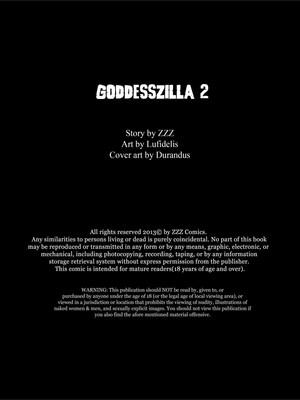 Porn Comics - ZZZ Comix-  Goddesszilla 2  (Adult Comics)