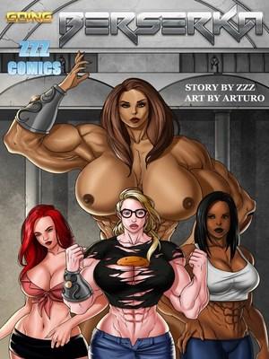 Porn Comics - ZZZ- Going Berserka  (Porncomics)