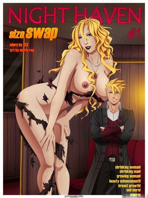 Porn Comics - ZZZ- Night Haven Size Swap  (Adult Comics)