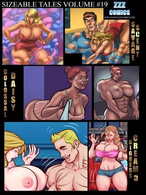 Porn Comics - ZZZ- Sizeable Tales 19 CE Porncomics