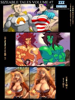Porn Comics - ZZZ- Sizeable Tales 7CE Porncomics