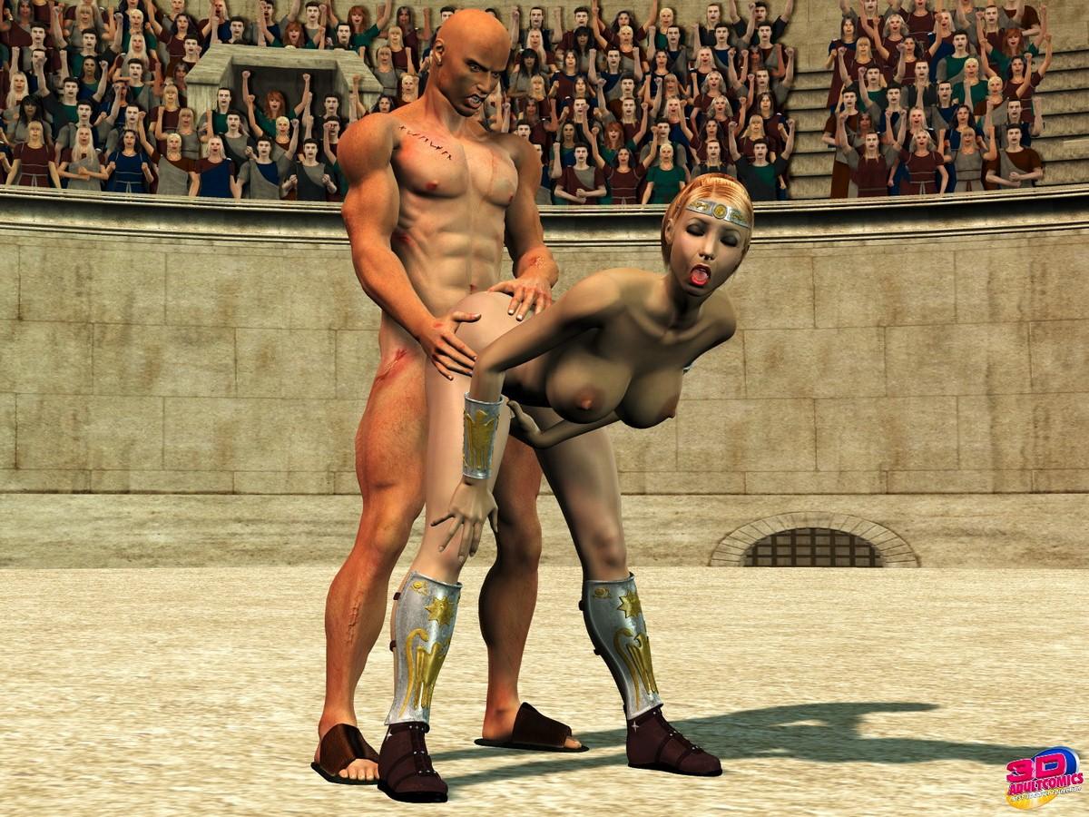 Zuma sexual gladiator porn pics