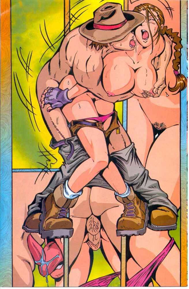 Western hd porn comics