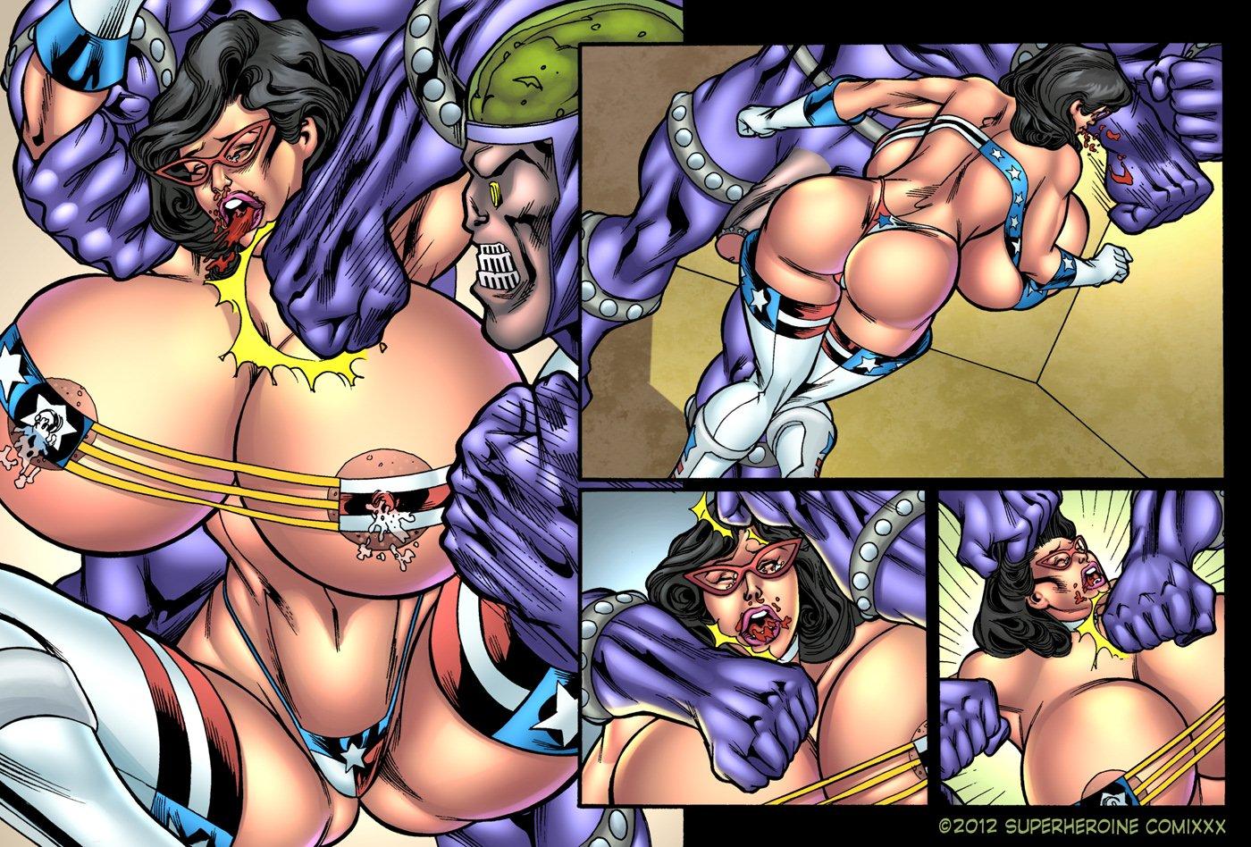 Superheroine Porn Galery Pics